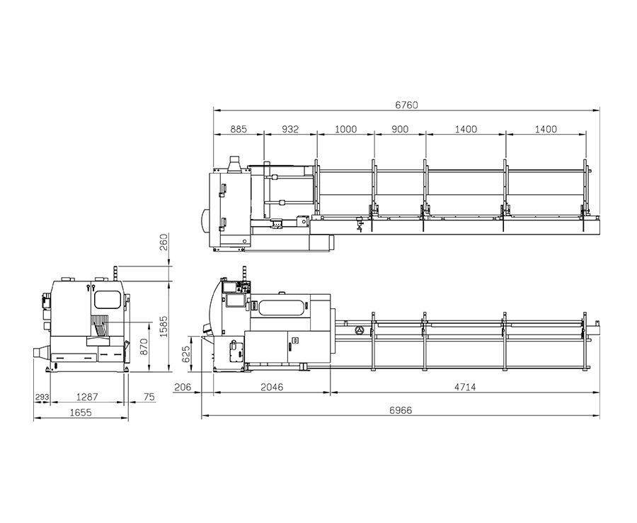 Automatic Non-ferrous Sawing Machine KTC-100NF