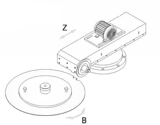 CNC全自動2軸鋸片研磨機 KNC-500CBN